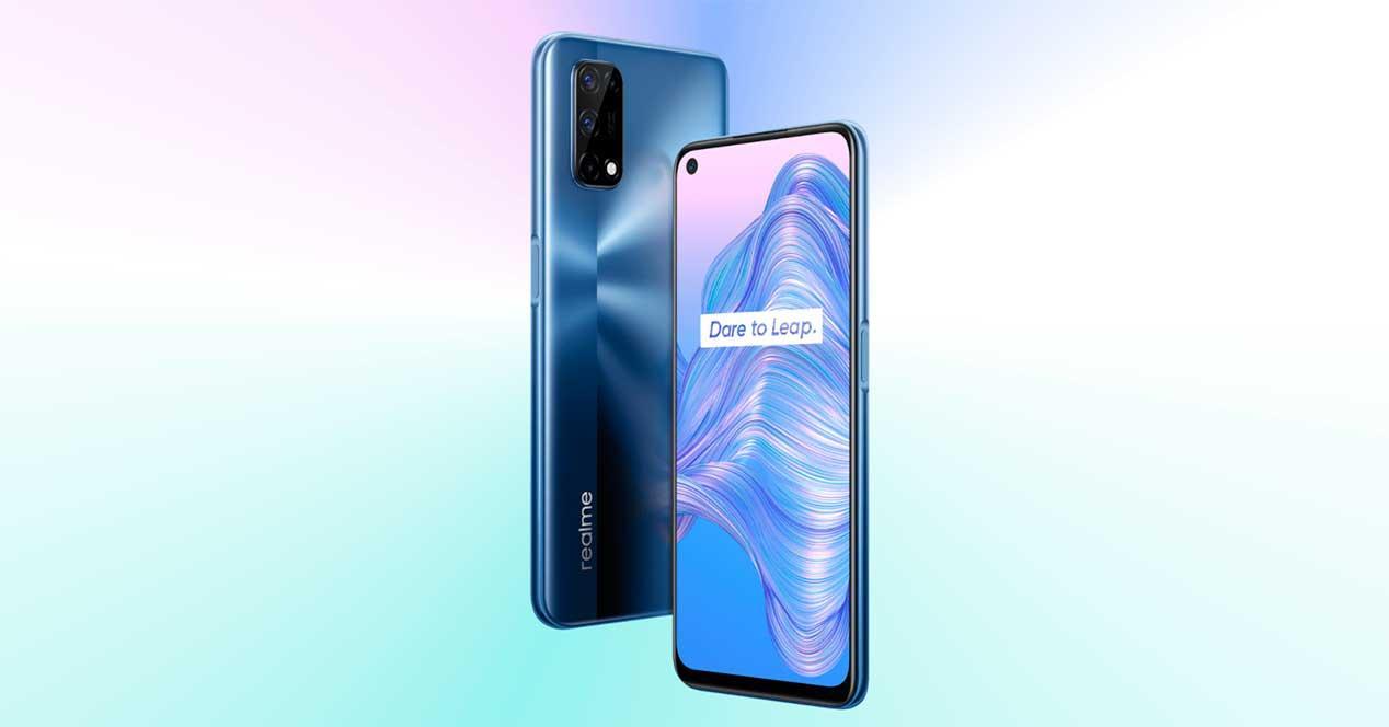 oferta Realme 7 5G