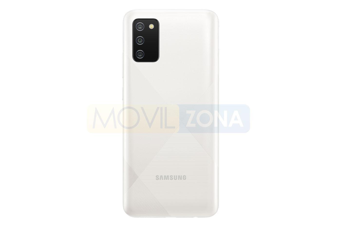 Samsung Galaxy A02s blanco