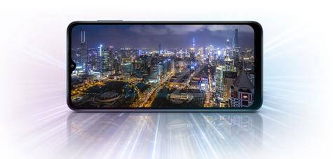 Samsung Galaxy A12 pantalla