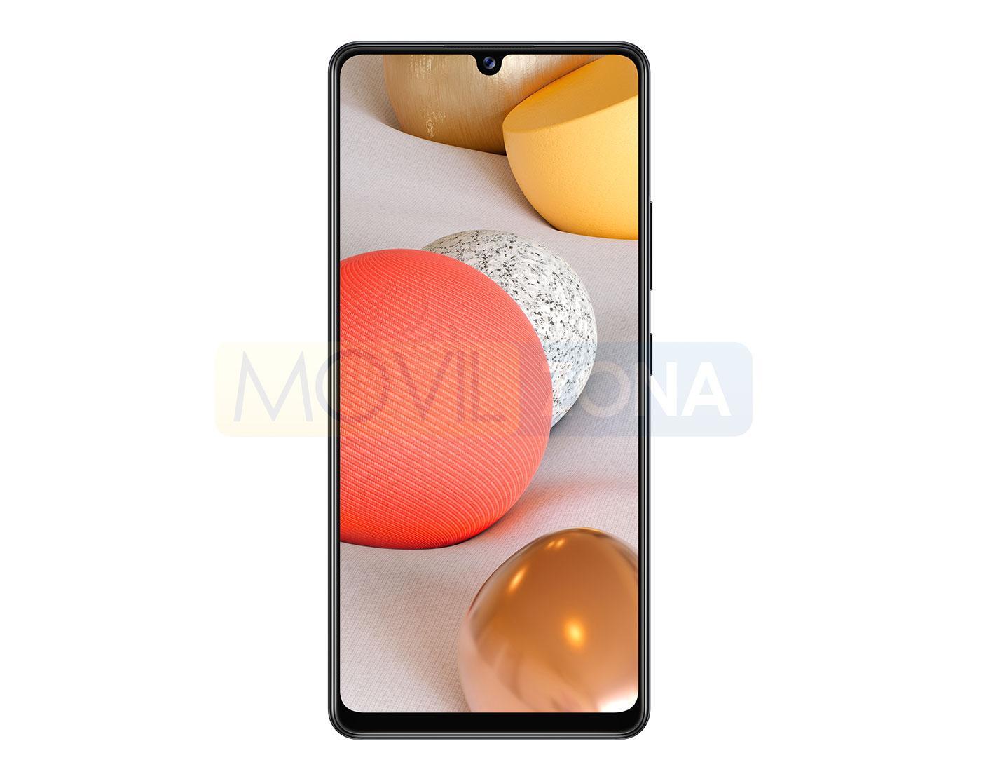 Samsung Galaxy A42 5G pantalla