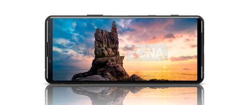 Sony Xperia 5 II pantalla