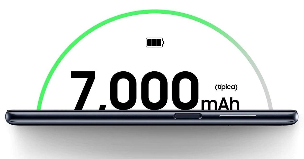 bateria del galaxy m51