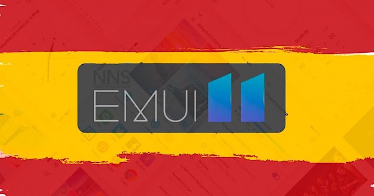 emui 11 España
