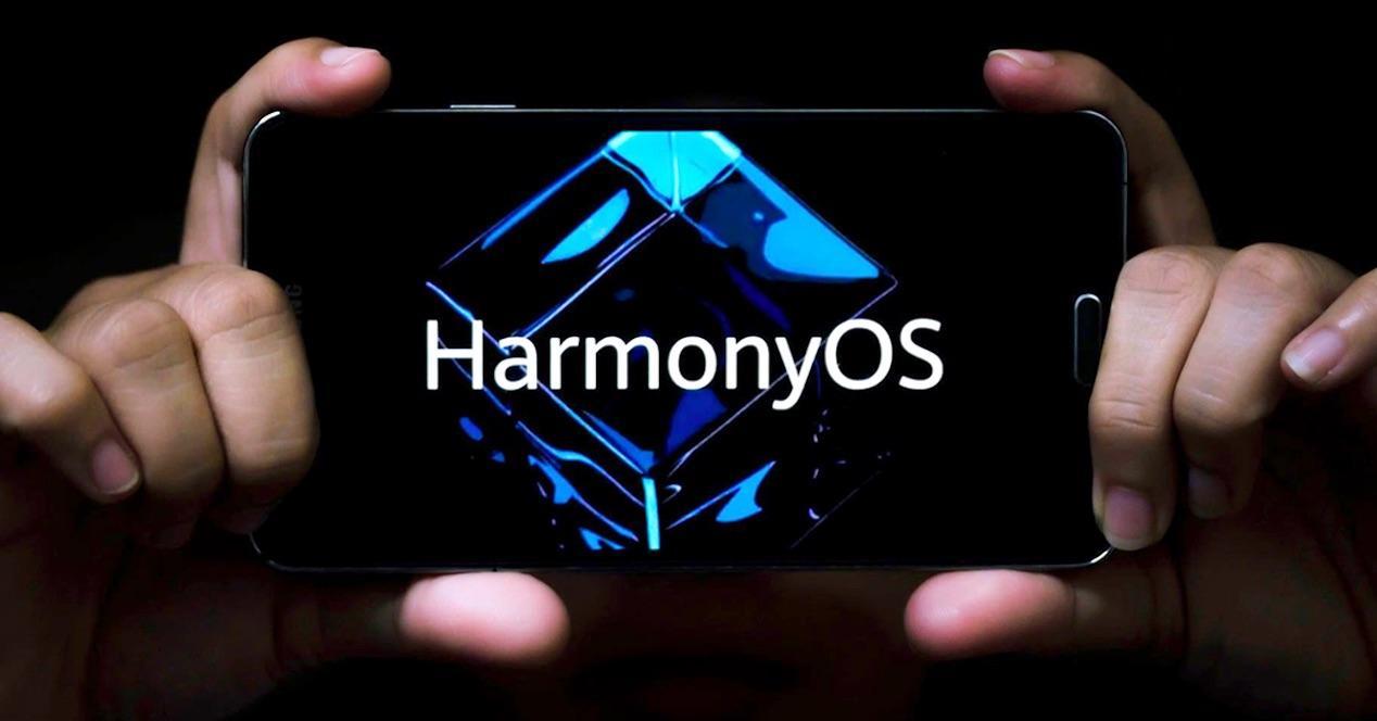 harmonyos en movil