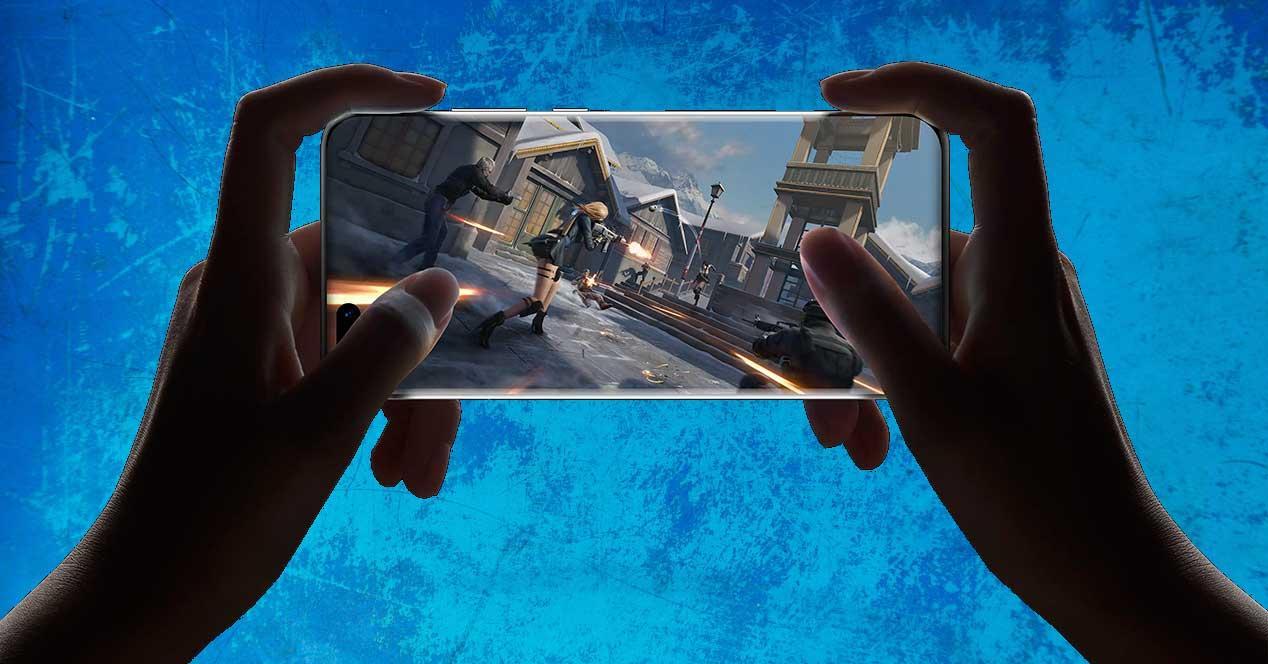 pantalla móvil Huawei