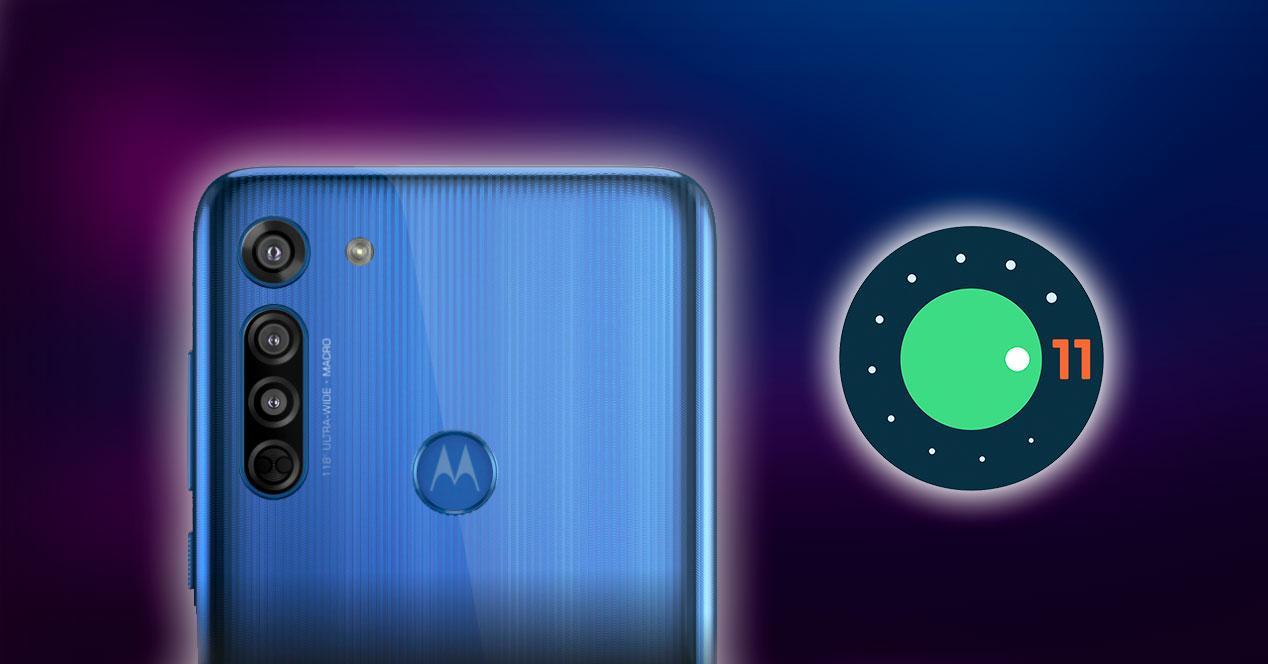 motorola android 11
