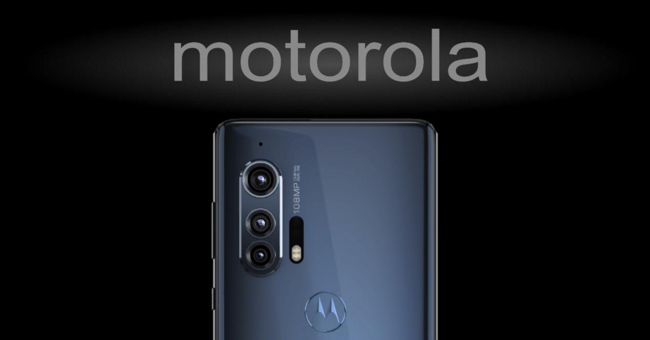 motorola edge plus y logo