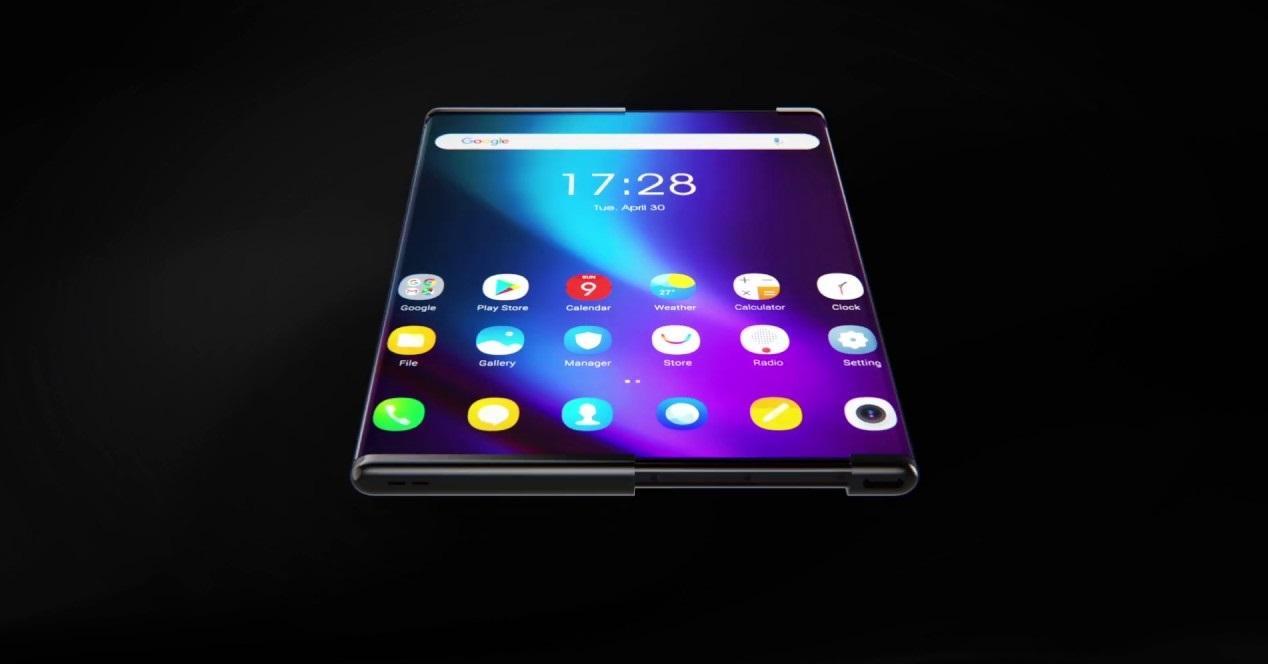 movil pantalla expandible