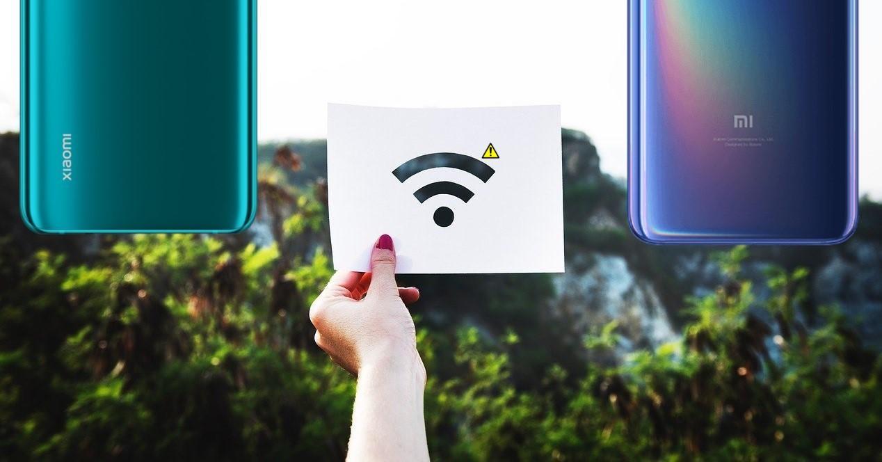 moviles xiaomi y wifi