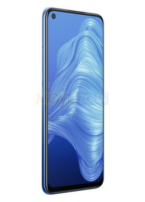 realme 7 5G pantalla