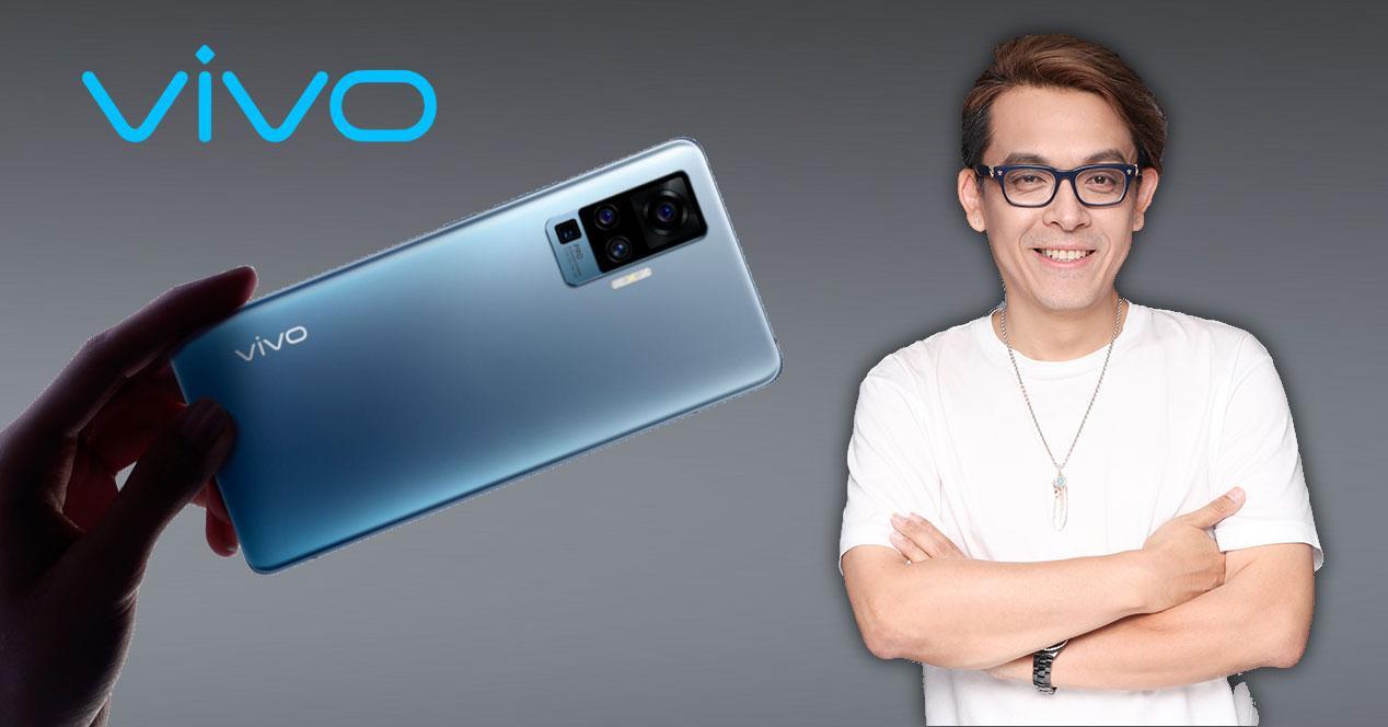 diseño móviles Vivo