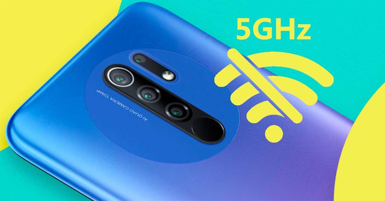 redes Wifi 5Ghz