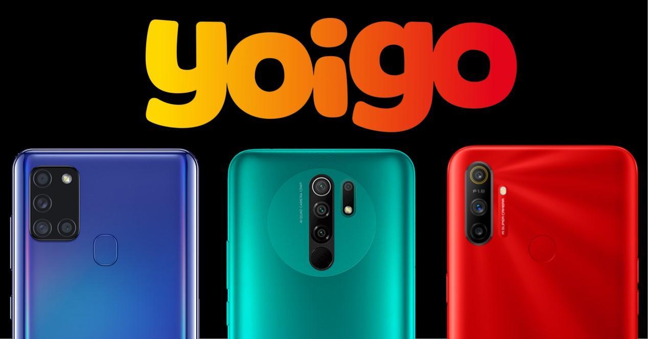 yoigo moviles gratis noviembre 2020