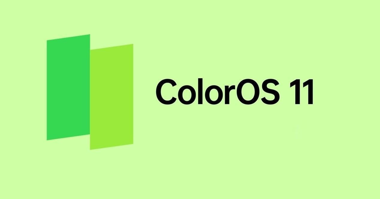 ColorOS 11 oppo