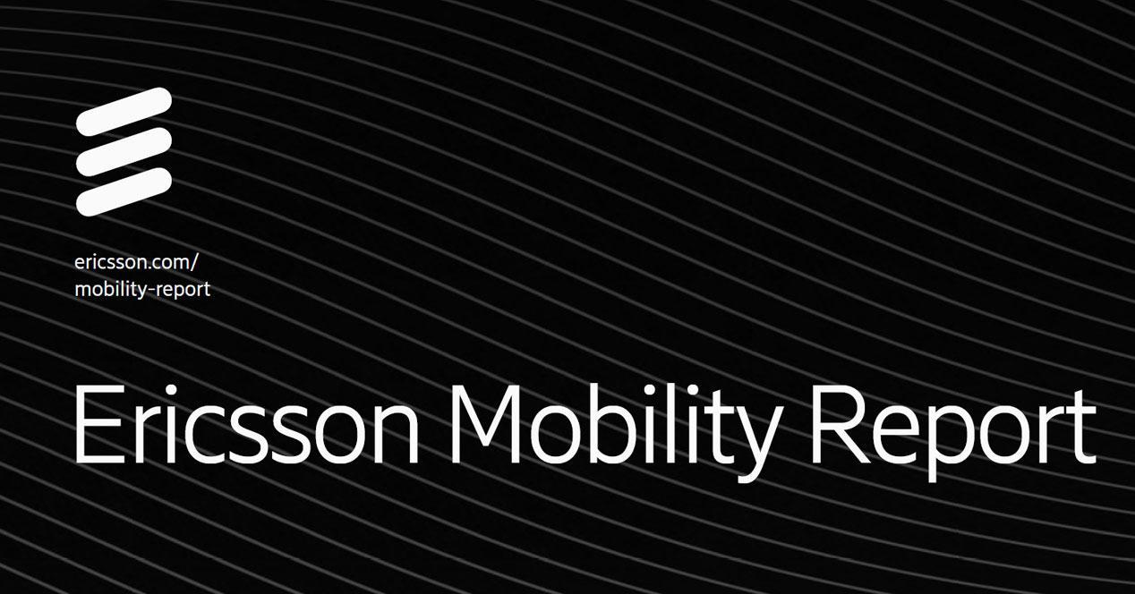 ricsson Mobility Report logo