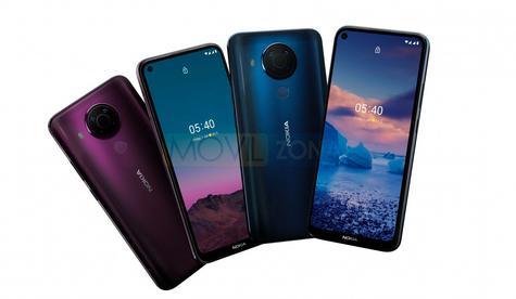 Nokia 5.4 colores