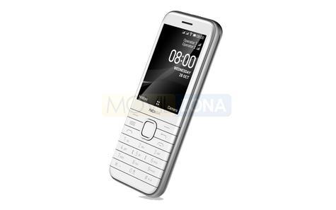NOKIA 8000 4G blanco