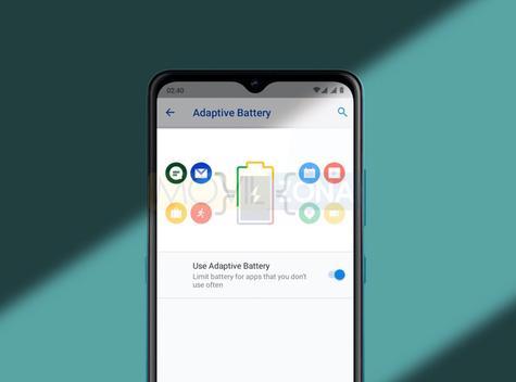 Nokia 2.4 pantalla