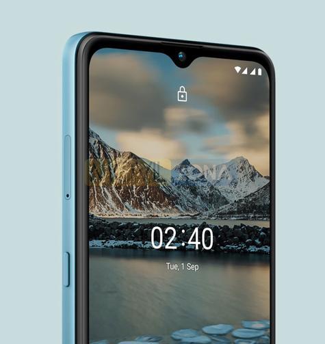 Nokia 2.4 notch
