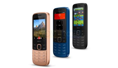 Nokia 225 4G colores