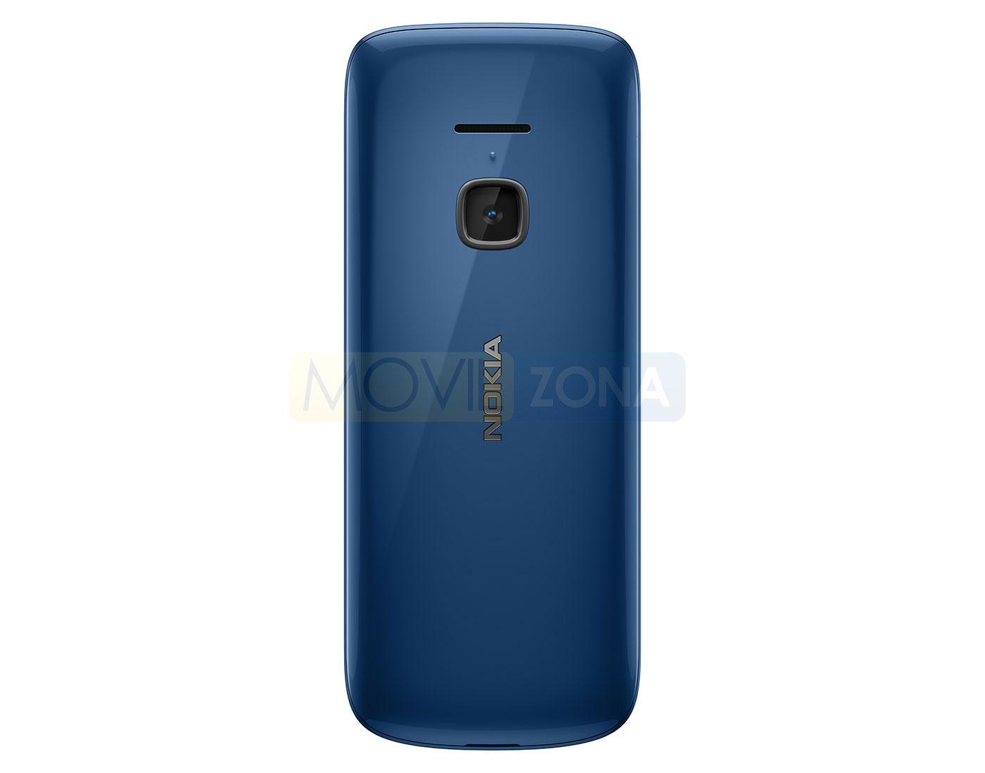 Nokia 225 4G cámara