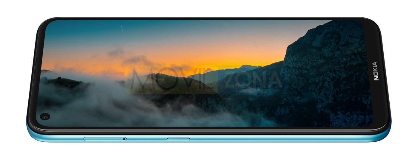 Nokia 3.4 pantalla