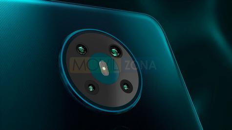 Nokia 5.3 cámara