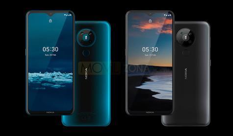 Nokia 5.3 colores