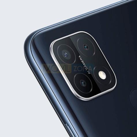 OPPO A15s cámara