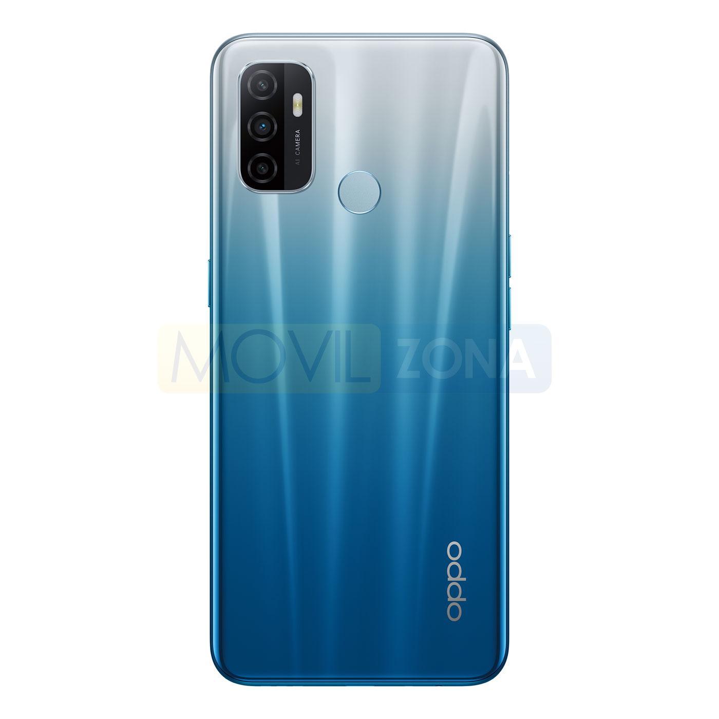 OPPO A53 azul