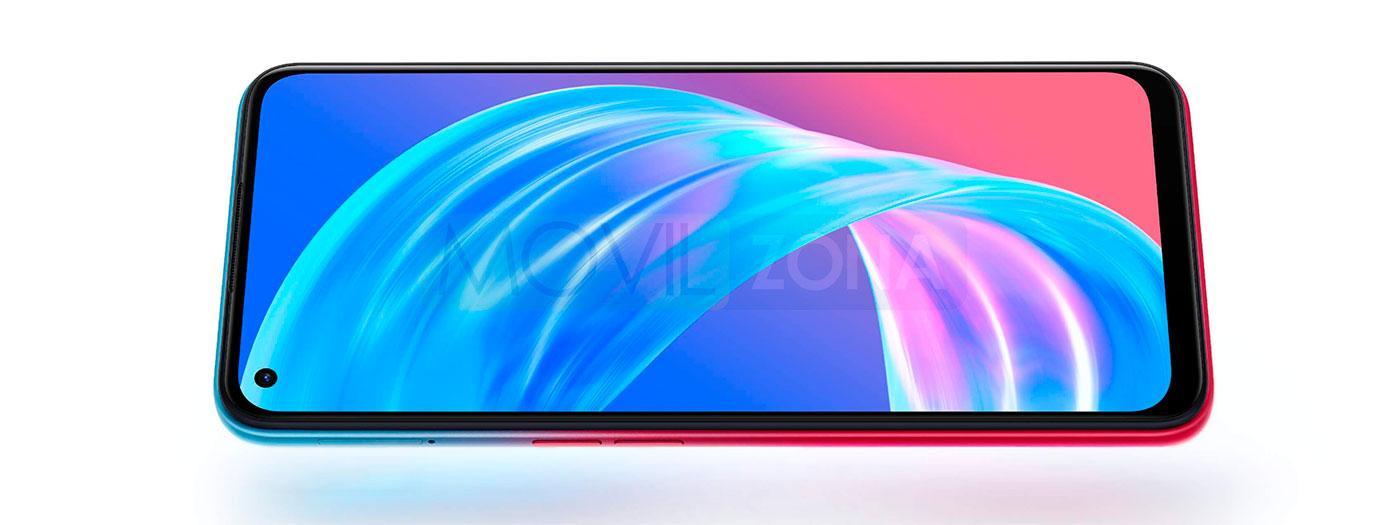 OPPO A73 5G pantalla