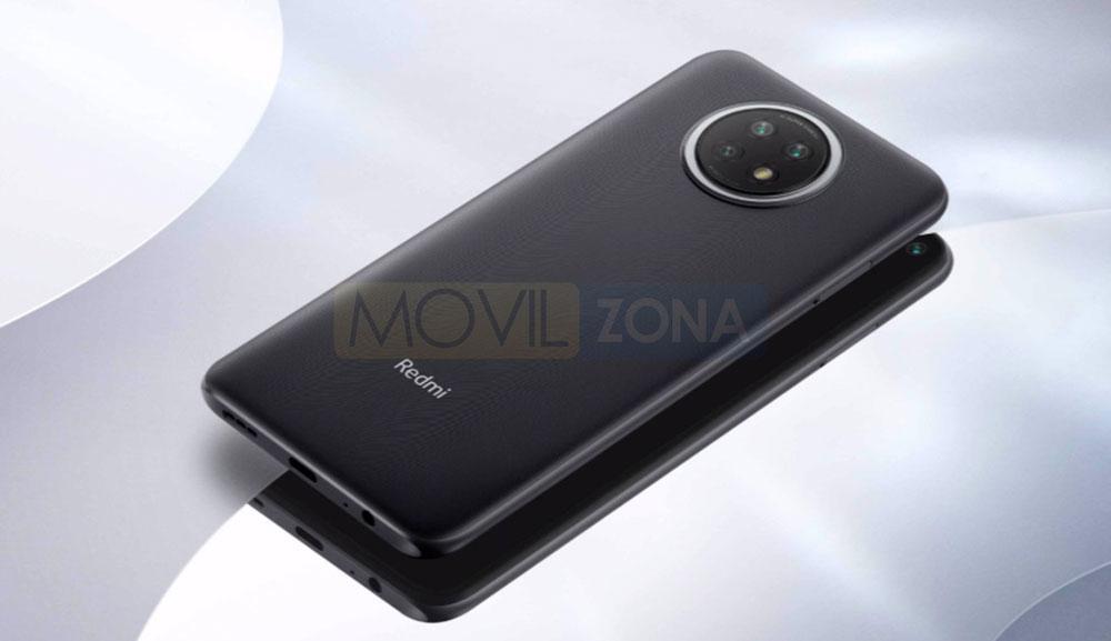 Redmi Note 9 5G negro