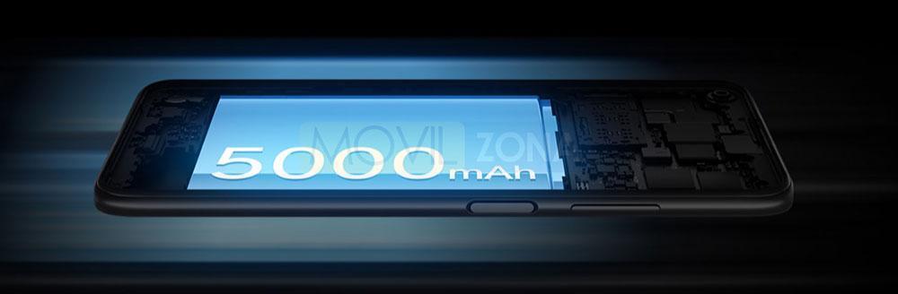 Redmi Note 9 5G batería