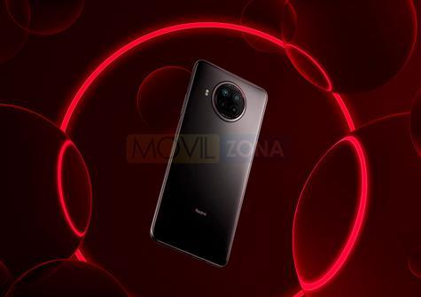 Redmi Note 9 Pro 5G diseño trasera