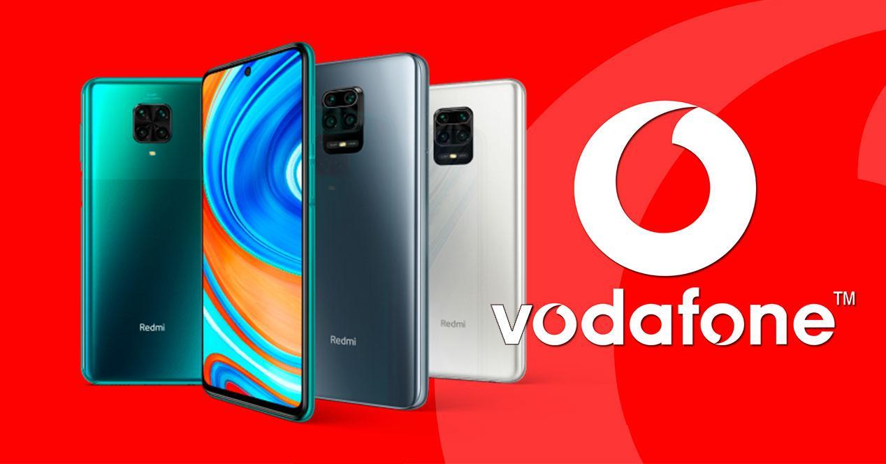 Redmi Note 9 Pro Vodafone