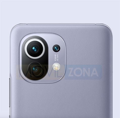 Xiaomi Mi 11 morado