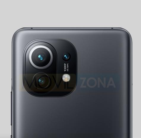 Xiaomi Mi 11 negro