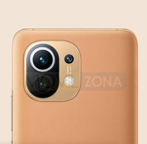 Xiaomi Mi 11 cobre