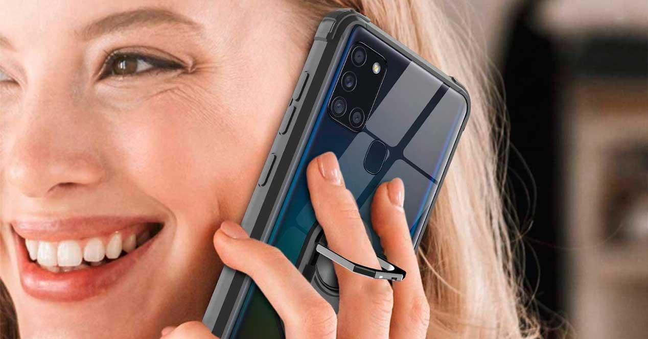 Fundas Samsung Galaxy A21s
