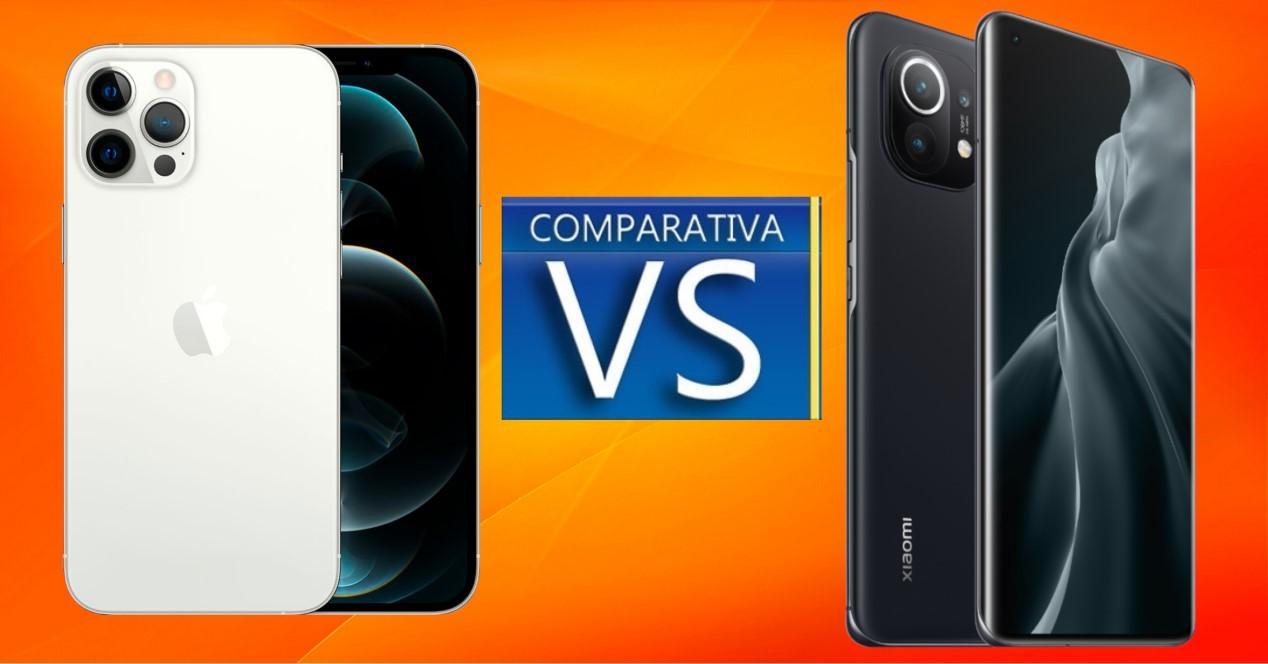 iPhone 12 Pro vs Xiaomi Mi 11