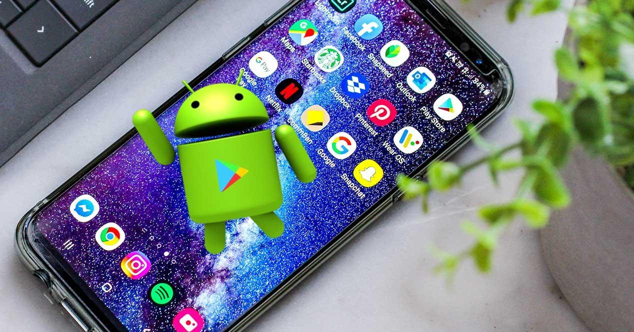 actualización Google Play