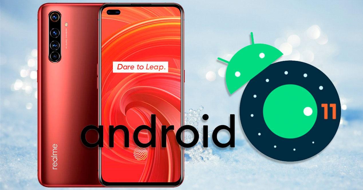 android 11 realme x50 pro