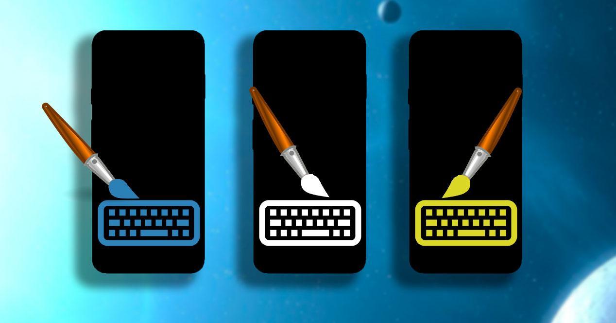 personalizar teclado android