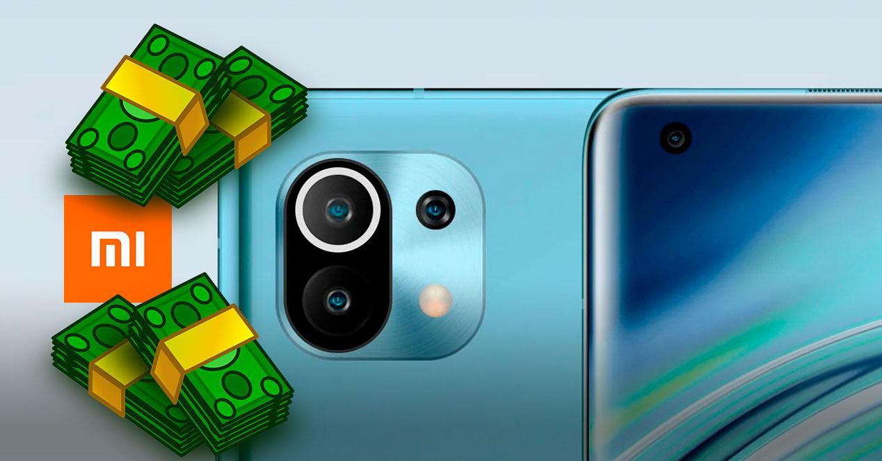 precio Xiaomi mi 11