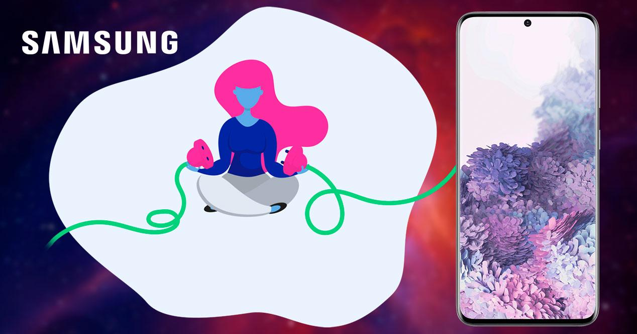 problema error Samsung galaxy