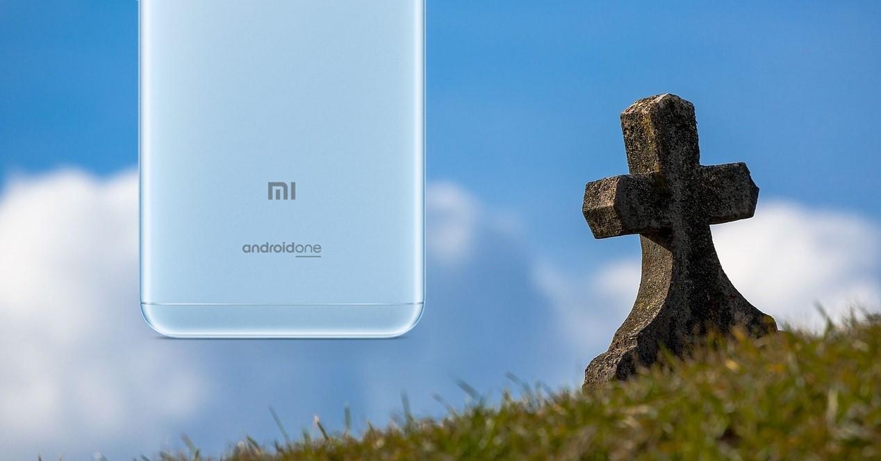 Mi A2 de Xiaomi y tumba