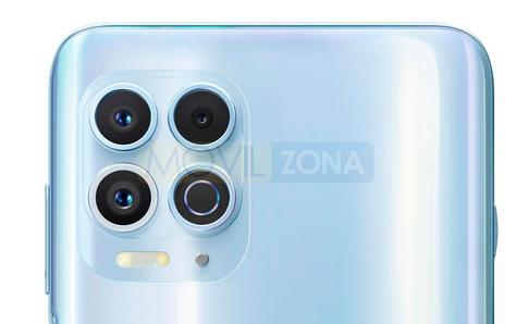 Motorola Edge S cámara