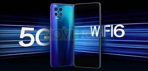Motorola Edge S conectividad