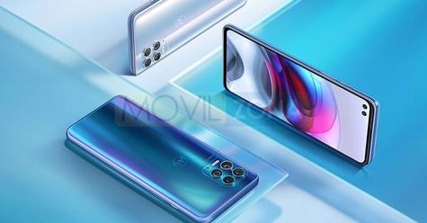 Motorola Edge S diseño