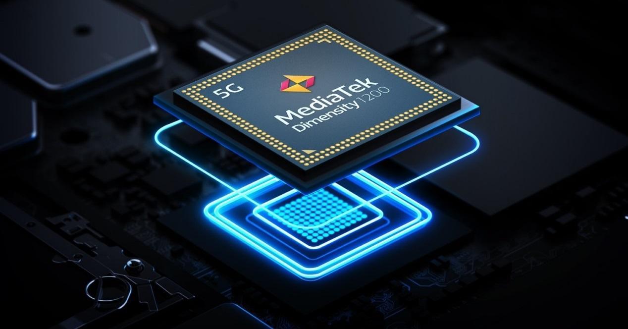 procesador mediatek dimensity 1200
